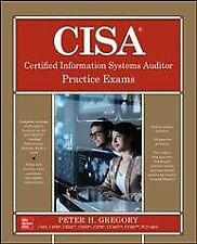 CISA Certified Information Systems Auditor Practice Exams, Paperback by Grego...