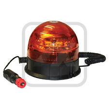 LED Rundumleuchte mit Magnetfuß, 12 LEDs, 12-24V ECE-R10/R65, Kennleuchte