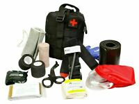 ASATechmed Premium IFAK Kit- Stop The Bleed Kit-Tactical Medical Survival Tools