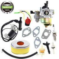 CARBURETOR Ignition Coil for Honda GX110 GX120 GX140 GX160 GX168 GX168F Engines