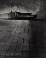 1948/72 Vintage 11x14 THE CELLAR Brick Williamsburg Photo Art By ANDRE KERTESZ