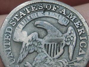 1834 Capped Bust Half Dime- VG Details