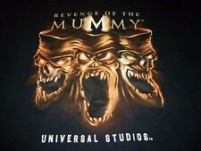 Revenge Of The Mummy Shirt ( Used Size L ) Very Good Condition!!!