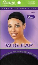 ANNIE 2 WIG CAPS ULTRA STRETCH **ONE SIZE FITS ALL** 4400