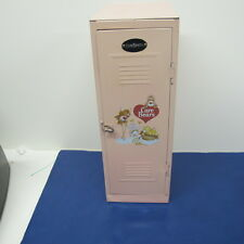Vintage Care Bears Small Pink Locker Wardrobe Heart TCFC