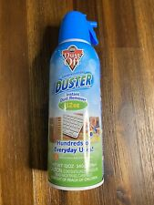 Falcon Dust-Off 12oz Professional Safety Compressed Air Duster Model DPSXL 12
