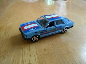 Rare Hot Wheels Mebetoys Ford Granada 1:32 Made In Italy Must for Ford Collector