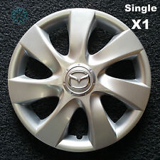 """Mazda 3 15"""" Single Hubcap Reconditioned (one only)"""