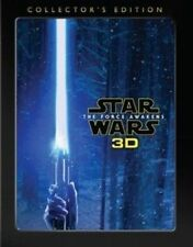 Star Wars: The Force Awakens Widescreen M Rated DVDs & Blu-ray Discs