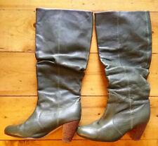 Wittner Pull On Knee High Boots for Women