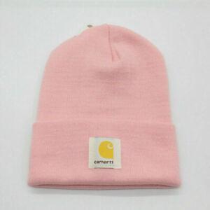 Beanie Hat Women Men Acrylic Watch Hat Beanie Winter Warm Knit Cap