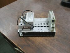 GE Lighting Contactor CR460B 120V Coil Control Module: CR460XMC Used