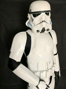 Star Wars Stormtrooper Armor kit Glossy ABS UV Stable - 100% Screen Accurate