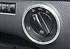 VOLKWAGON VW MK4 GOLF BORA GTI 1.8T R32 TURBO INTERIOR TRIM LIGHT SWITCH TRIM