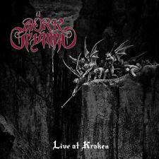 MÖRK GRYNING - LIVE AT KRAKEN (LIMITED MINI CD)   CD NEUF