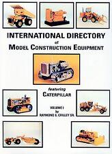 International Directory of Model Construction Equipment Caterpillar