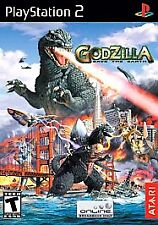 Godzilla: Save the Earth Playstation 2 PS2 COMPLETE  MANUAL