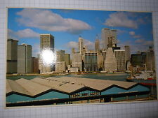 Cartolina Skiline of Lower Manhattan  U.S.A 1984 (ps1102)