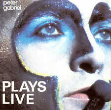 Peter Gabriel, Plays Live, Excellent Original recording remastered