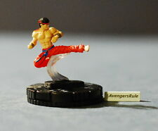 Marvel Heroclix Deadpool 047a Shang-Chi Rare