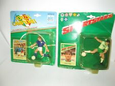 2 Soccer Stars Action Figures, Giannini & Riedle