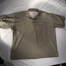 Columbia PFG Breathable Shirt Men's XXL 2XL Casual Business Camping Fishing