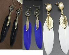 Pearl Alloy Drop/Dangle Costume Earrings