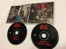 ANAL CUNT The Early Years: 1988-1991 2CD Seth Putnam AxCx a.c. Vaginal Jesus #1