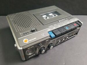 Vintage Sony TC-142 Three Head Cassette-corder Japan Not Tested