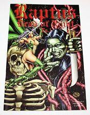 Raptus Dead of Night #1--High Impact Comic Book--Sexy/Good Girl/Mature Reader