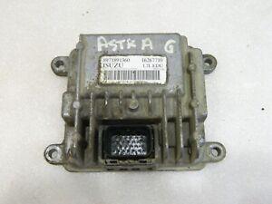 2508 Vauxhall Opel Astra G 1.7 isuzu fuel pump EDU 8971891360 16267710