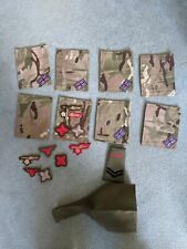 Army cadet arm badges patches armband British Army assorted