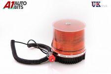 Magnetico Supporto Agricoltura Trattore EMERGENZA ROTANTE LAMPEGGIANTE LED AMBRA