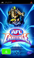 AFL Challenge Sony PSP Game USED