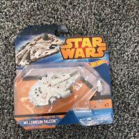 Hot Wheels Disney Star Wars Millennium Falcon Diecast Model CGW56 New