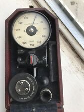 Vintage Smiths Industrial Tachometer RPM Gauge Reduced For Quick Sale