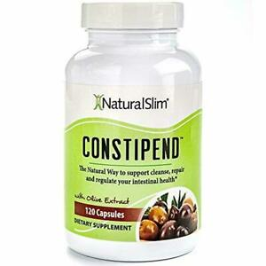 NaturaSlim Constipation Remedy, Formulated by Award Winning Metabolism and Weigh