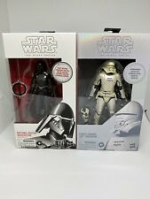 Star Wars Black Series Carbonized First Order Jet Trooper Second Inquisitor New