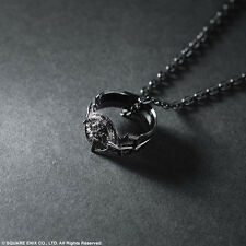 New FINAL FANTASY Silver Pendant FINAL FANTASY XV Light of Ring Official Limited