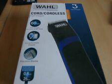 Wahl Cord/Cordless Hair Clipper