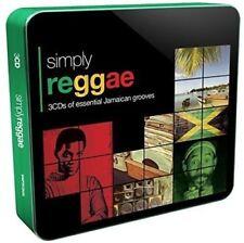SIMPLY REGGAE (3CD TIN) 3 CD NEUF