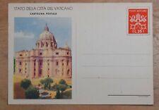 MayfairStamps Vatican .35 Lire St. Peters Vatican City Landmark Mint Stationery