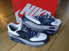 Nike Air Max 90 NRG Lahar escape white indigo size uk9