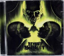 Beyond Mortality - Infected Life (CD) New & Sealed