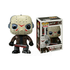 "4"" JASON VOORHEES 01 figure FRIDAY THE 13TH vinyl POP MOVIES horror FUNKO pop!"