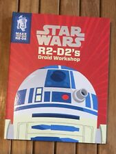 Star Wars R2-D2's Workshop Build Your Own