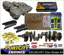 Scat Stroker Engine Kit Chev V8 350 383 Holden HT HG HQ 1pc & 2pc Rear Main Seal