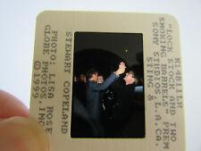 More details for original press photo slide negative - the police - sting & stewart copeland - a