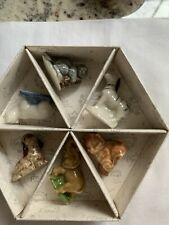 Wade 6 Boxed Figurines