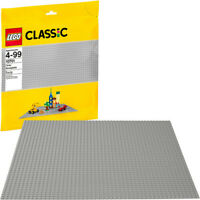 LEGO® Classic - Gray Baseplate 10701 [New Toy] Toy, Brick